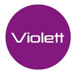 Farbbedeutung von violett, Bilder für das Wohlbefinden, Bilder für die Seele, Wanddesign, raffaela spataro, winterthur und zürich