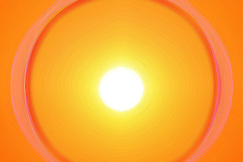 sonnenlicht, sonnenenergie, wanddesign, spirituelle bilder, seelenbilder, schöner wohnen, energie und wohlbefinden, wohnqualität, farbwirkung,